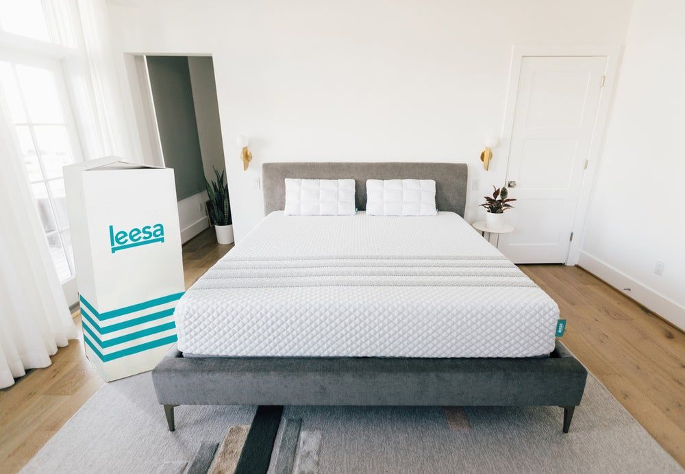 Hybrid Mattress King Queen Twin All Sizes Leesa In 2020 Best Mattress Mattress Hybrid Mattress