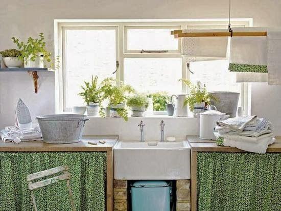 Resultado de imagen de cocinas sin armarios | Cocinas | Pinterest ...