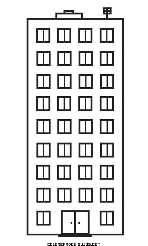 recortables de papel edificios - Buscar con Google | Decoració ...