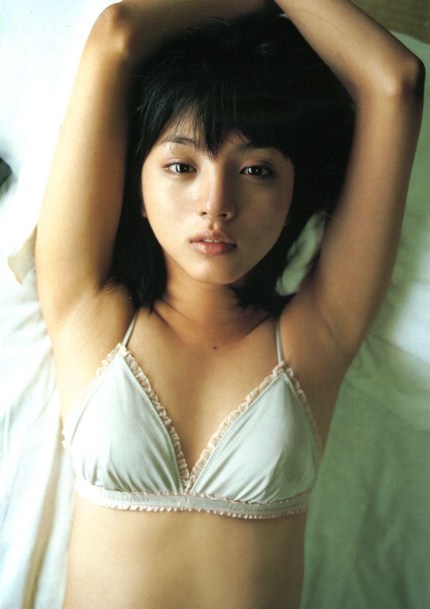 満島ひかり Hikari Mitsushima 遊びましょ - Ague