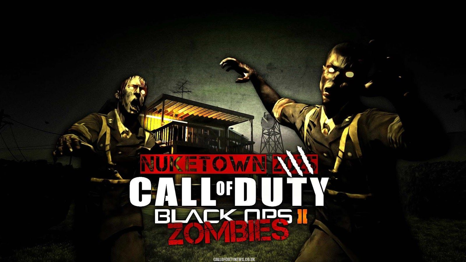 BLACK OPS | Call Of Duty: Black Ops 2 - Wallpaper #49 | COD Black Ops 2