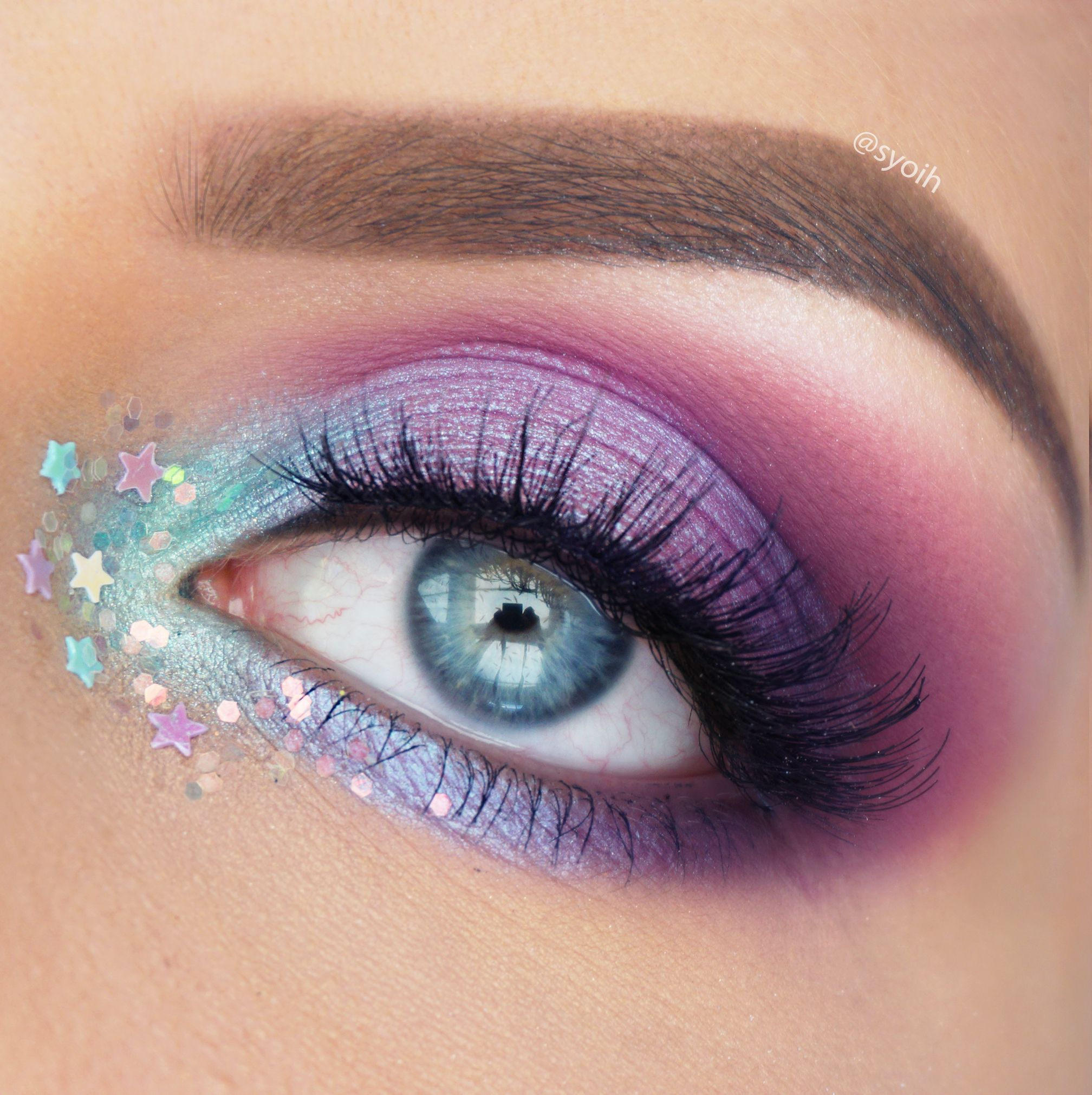 Pastel Fun Makeup Tutorial Make Up Looks Pinterest Eyeshadows, Carnival and Create