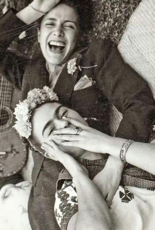 Frida Cahlo y Chavela Vargas