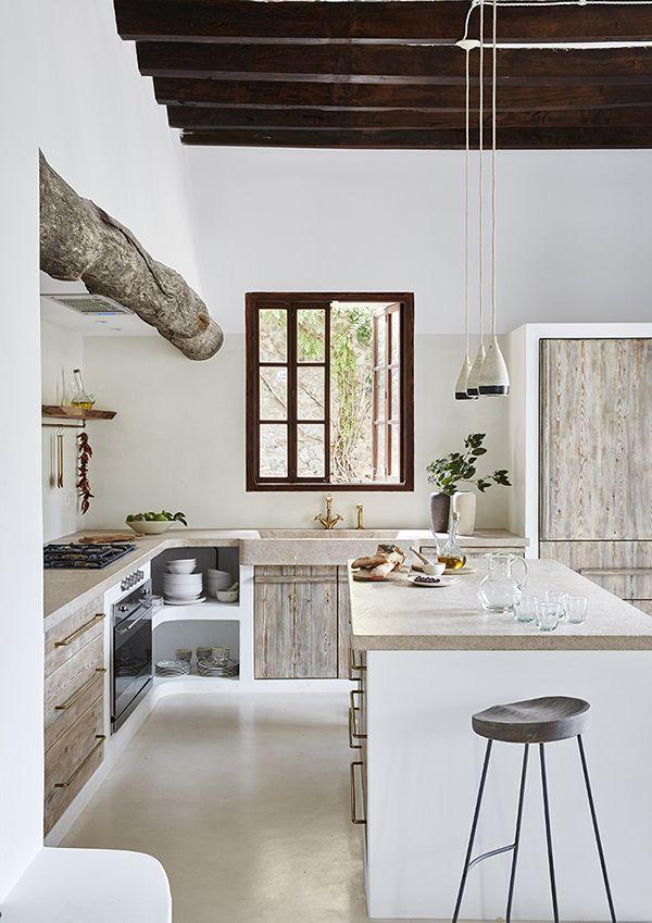 Ein Stadthaus auf Mallorca - Vacation To World #kitchenmakeovers