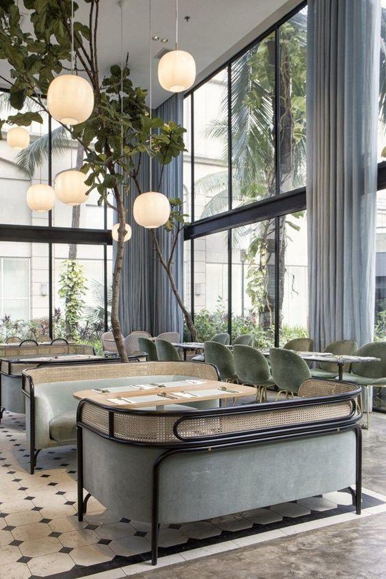 Restaurant interior design ideas also rh pinterest