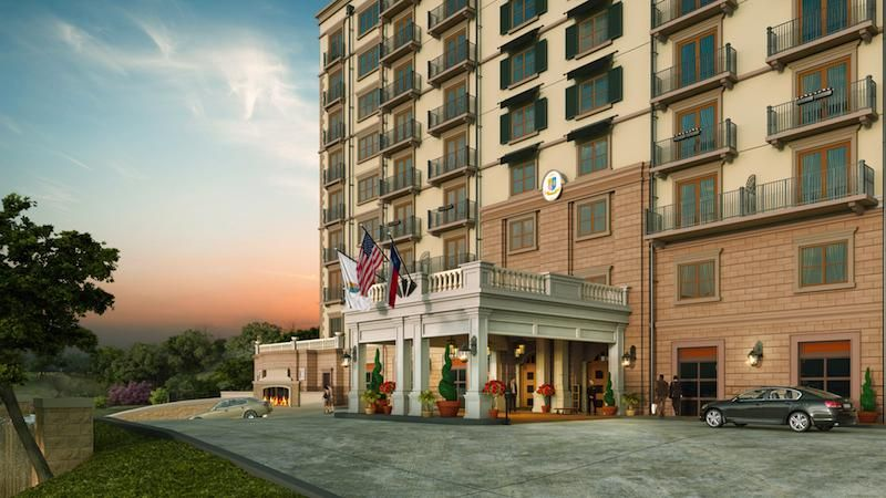 Hotel Granduca Austin Designated As Member Of The Leading Hotels
