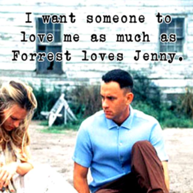 Forest Gump.  MY all time  favorite movie , no lie.