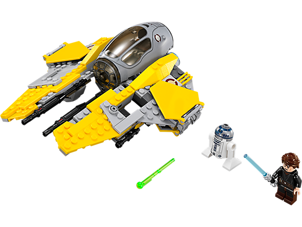 For Christopher: LEGO® Star Wars Naboo Starfighter 7877. $39.99 ...