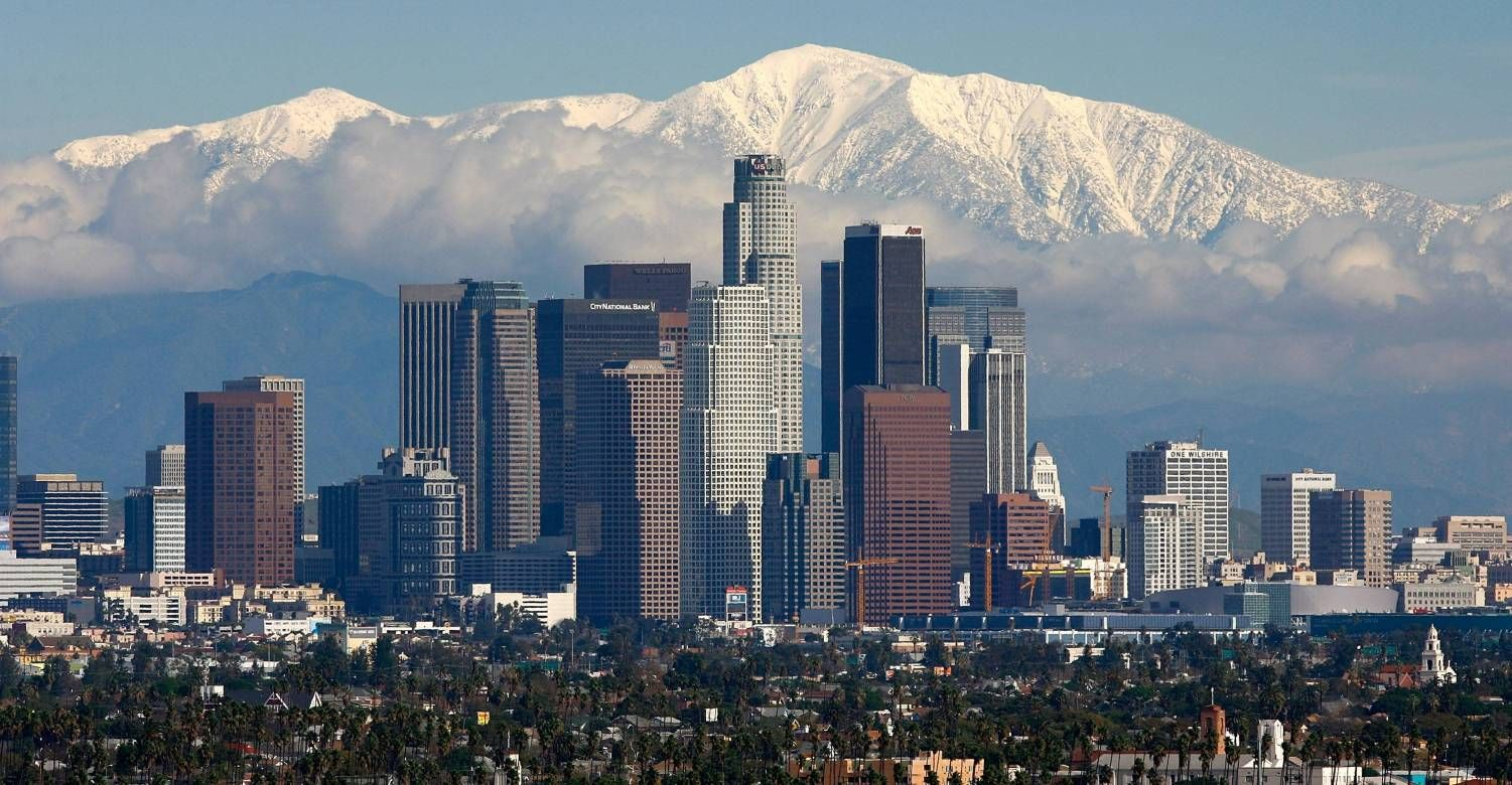 How Los Angeles Has Changed Since The 1860s - ALLDAY