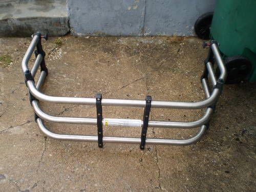 Explorer Sport Trac Oem Ford Stowable Bed Extender Tailgate