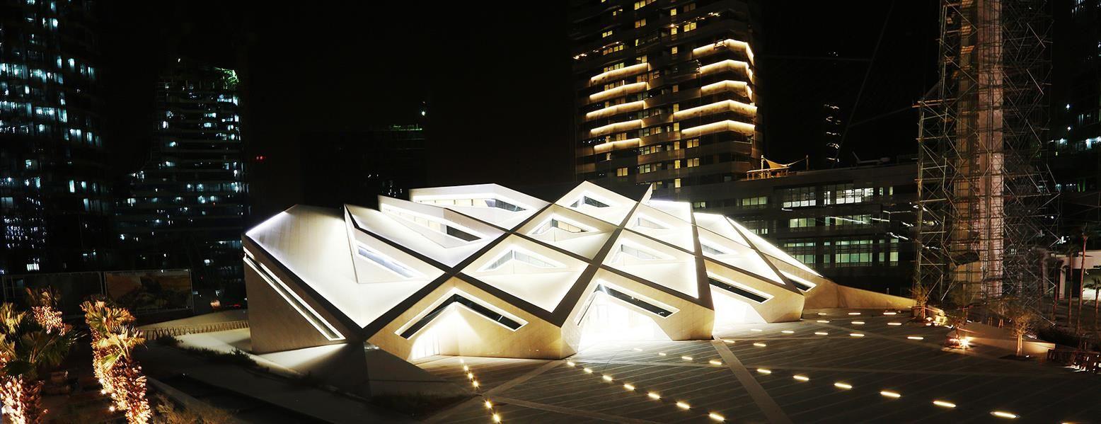 تصميم جامع مركز الملك عبدالله المالي الرياض Design Of The King Abdullah Financial Center Mosque Riyadh صور ل Grand Mosque Mosque Islamic Architecture