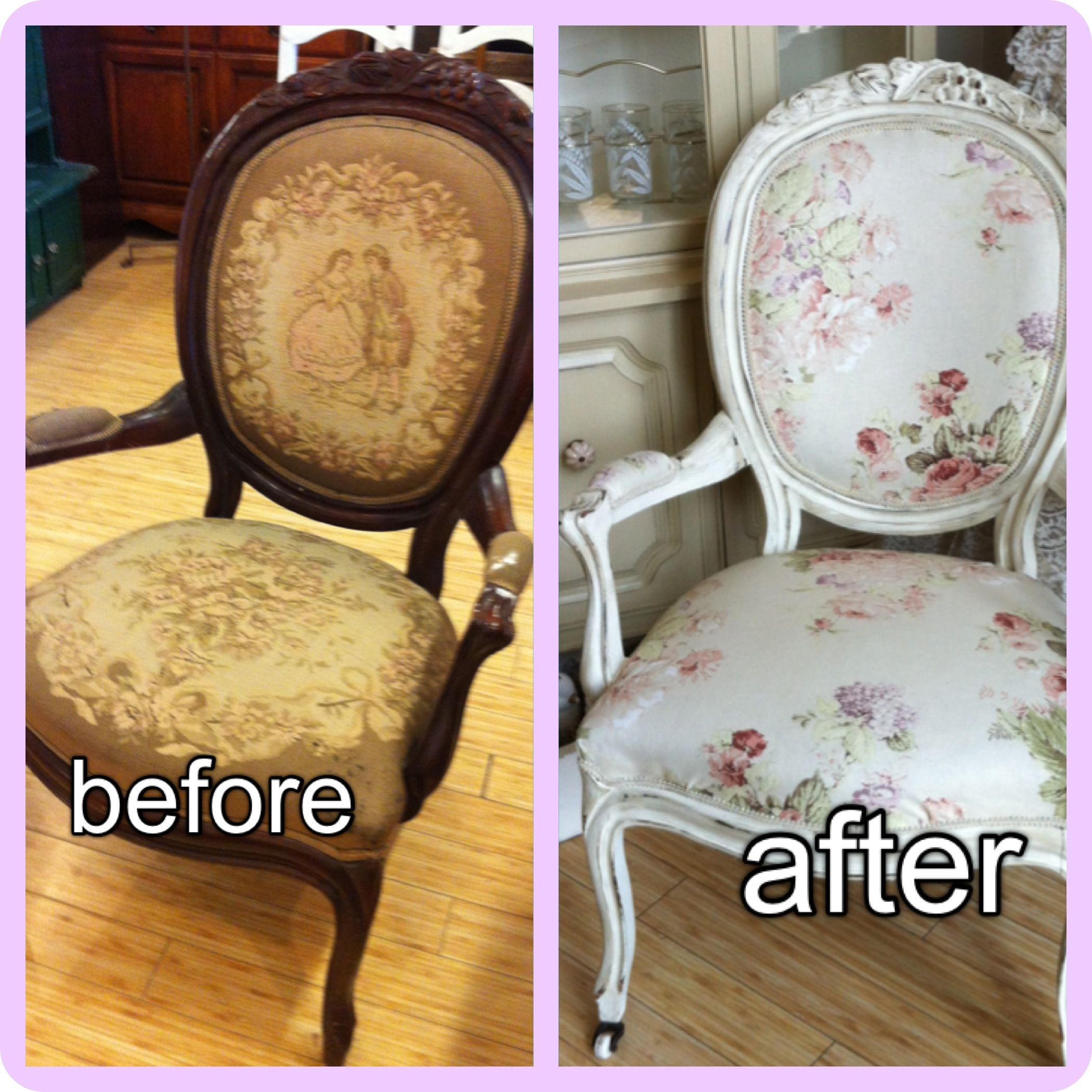 Antique Parlor Chairs Antique Parlor Chair Got A New Look With Country Grey And Old