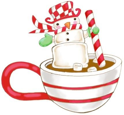 marshmallow snowman in hot chocolate 2 by ronnie rooney christmas clipart free christmas clipart free christmas printables christmas clipart