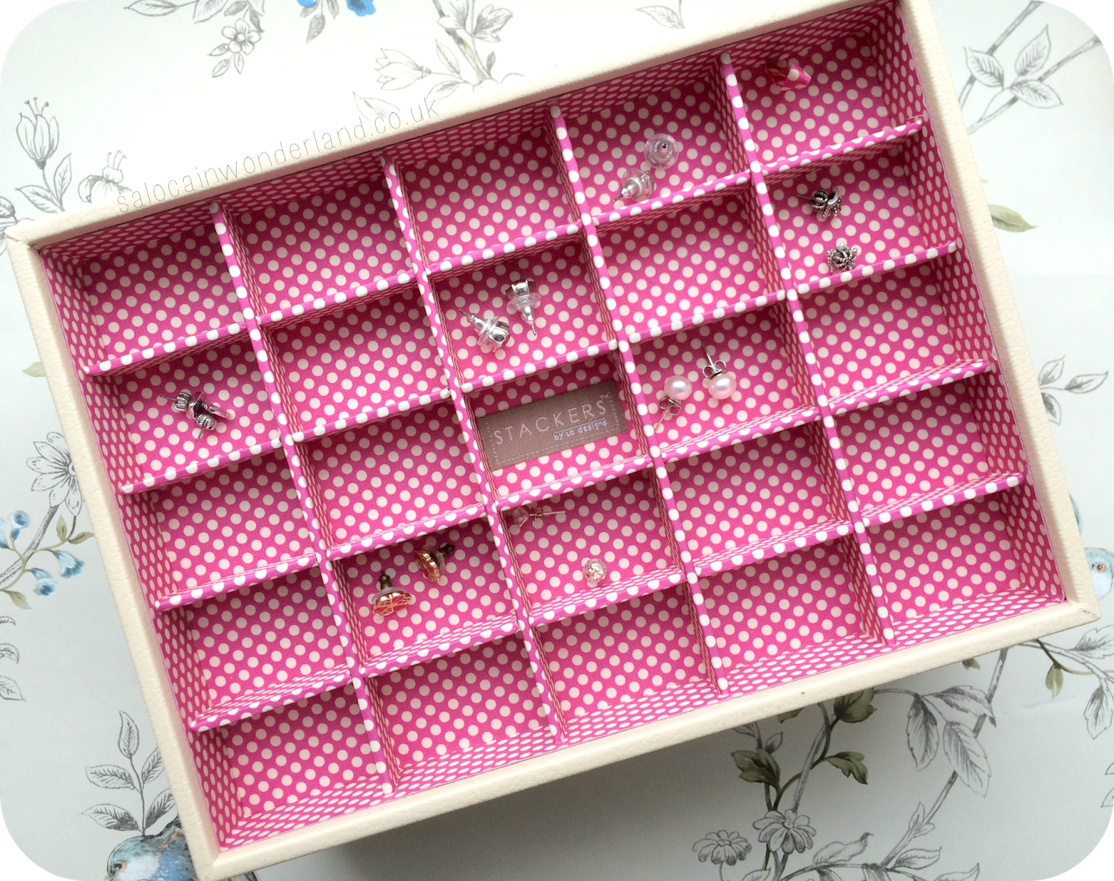 Stackers Jewellery Box by LC Designs Box