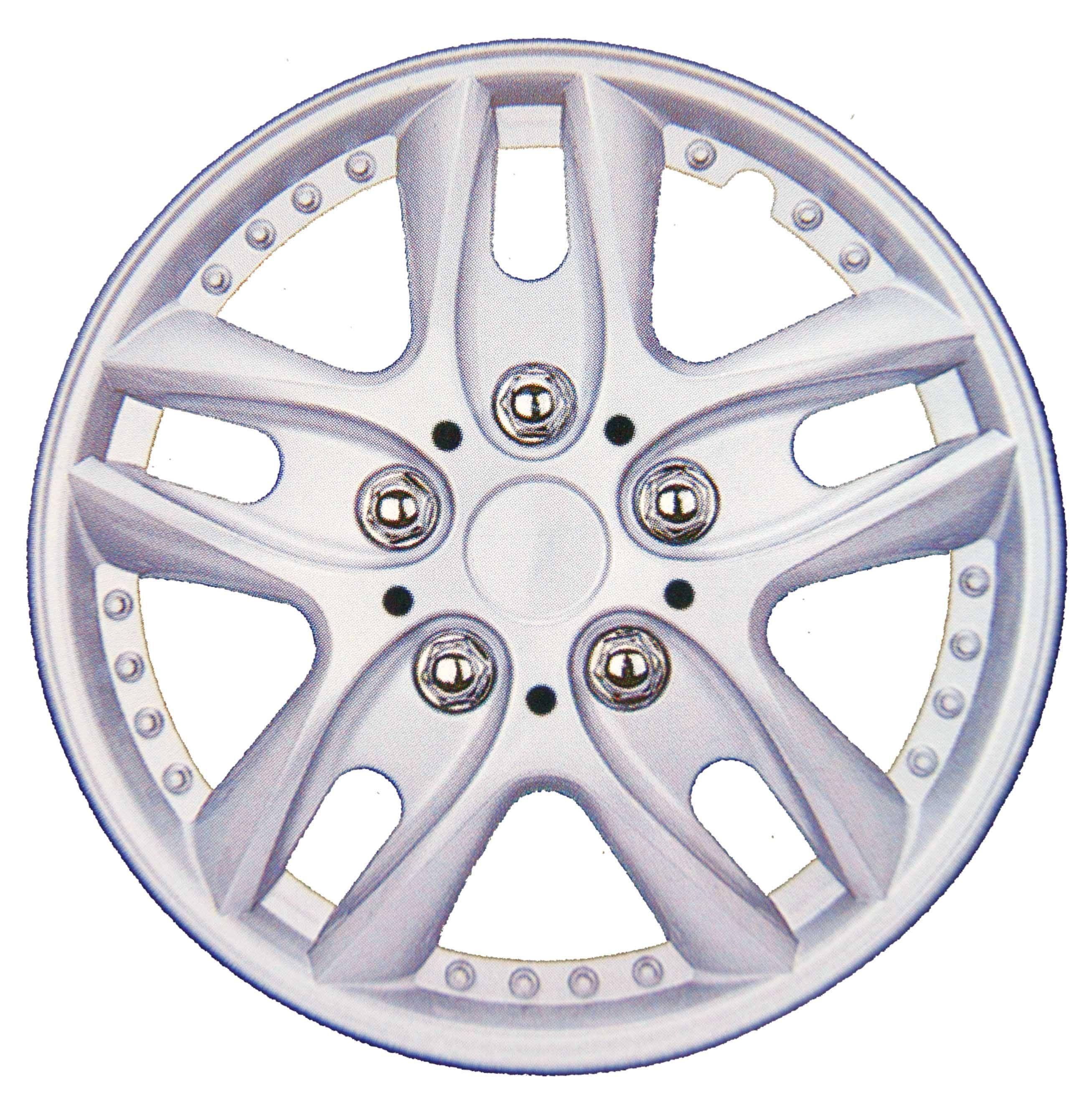 Autocare athena universal car wheel trims hub caps