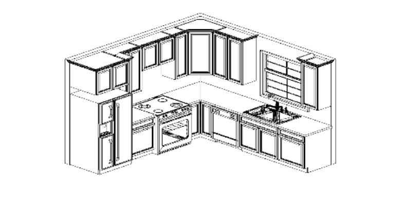 Ziemlich Design Eine Küche Layout Vorlage Galerie - Küchen Ideen ...