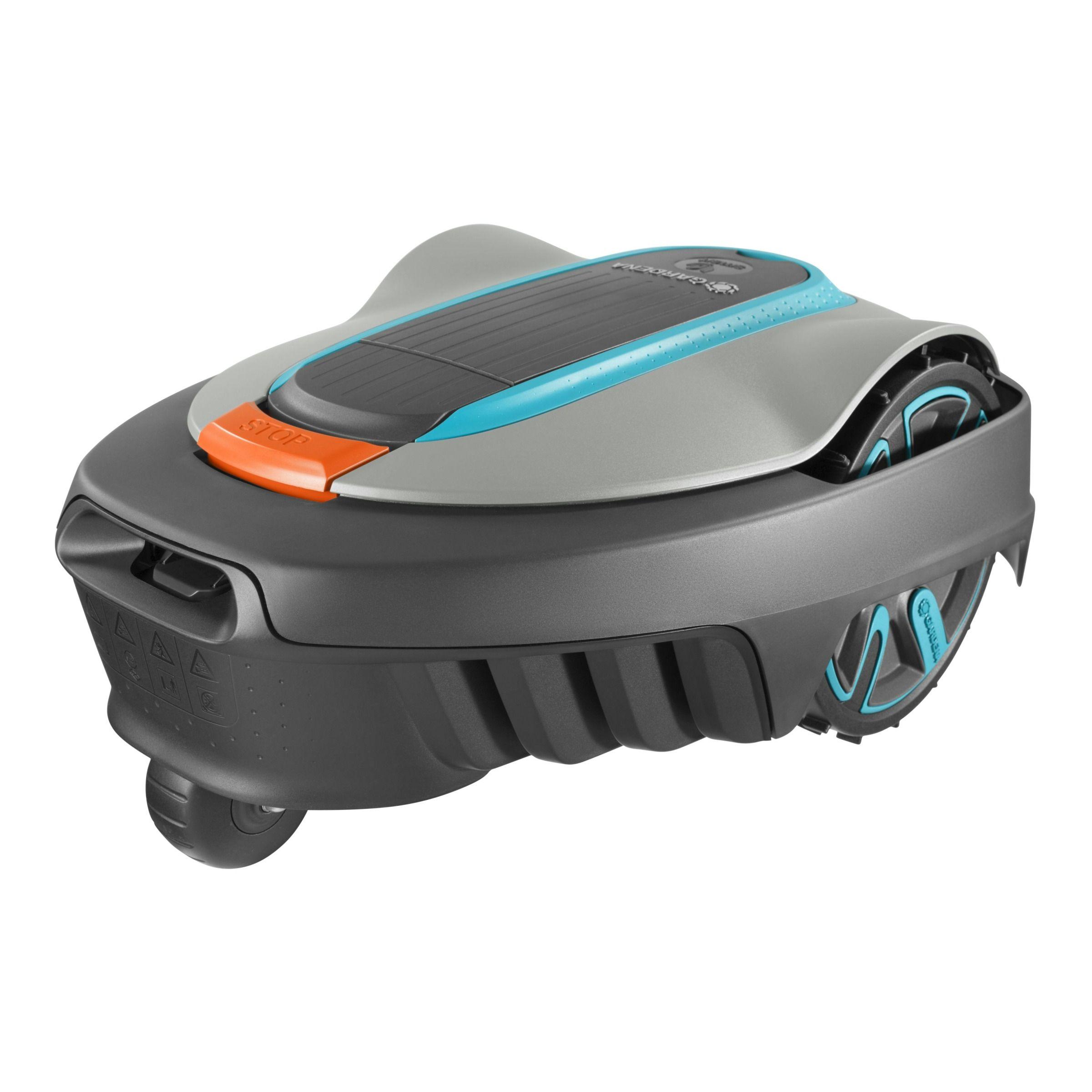Gardena Robotmaaier Smart Sileno City 500 Grasmaaier Gazon En Tuingereedschap