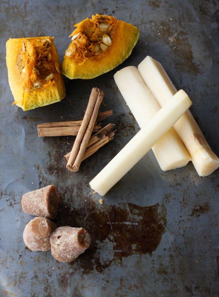 Recipe // Calabaza en tacha for Día de Muertos (candied pumpkin) #diademuertos #mexican