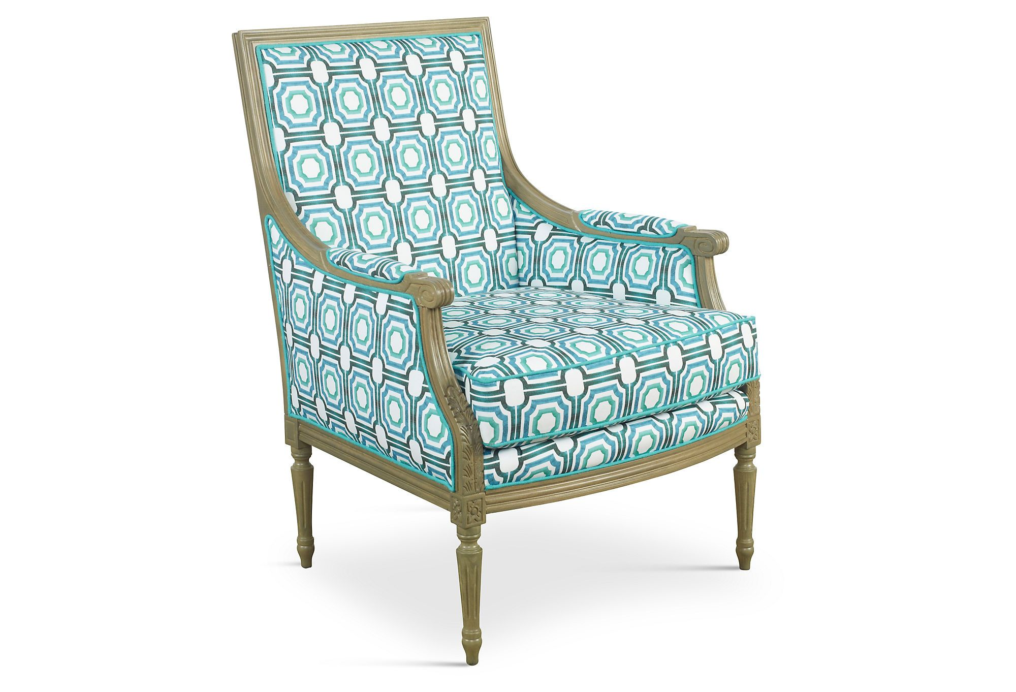 turquoise accent chairs grey kitchen table and phillip chair gray pinterest