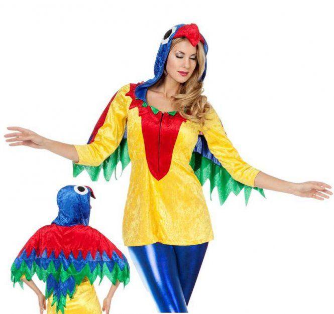 kostuem papagei papagei kostuem kostuem fasching und vogel