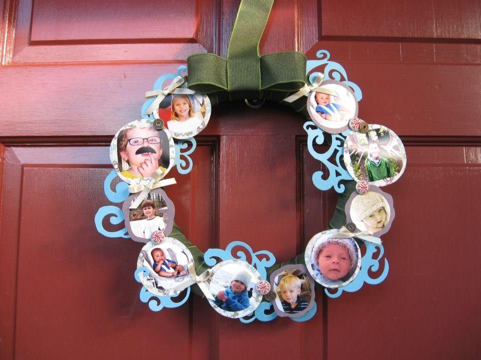 Grandmom's Christmas present, all the great grand kids