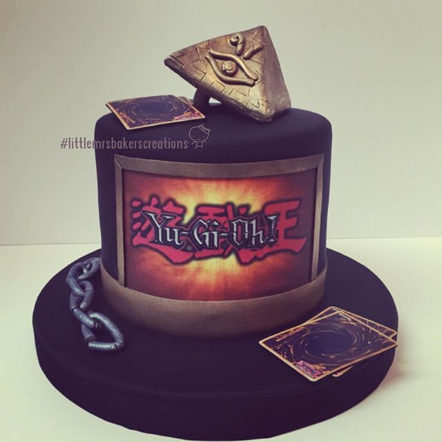 yu-gi-oh birthday cake | lizzy cake ideas | pinterest | birthday