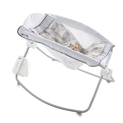 Fisher Price Newborn Auto Rock N Play Sleeper Is The Ultimate Dream