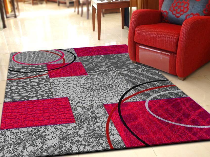 Alfombras modernas alfombras pinterest patchwork - Alfombras de pasillo modernas ...