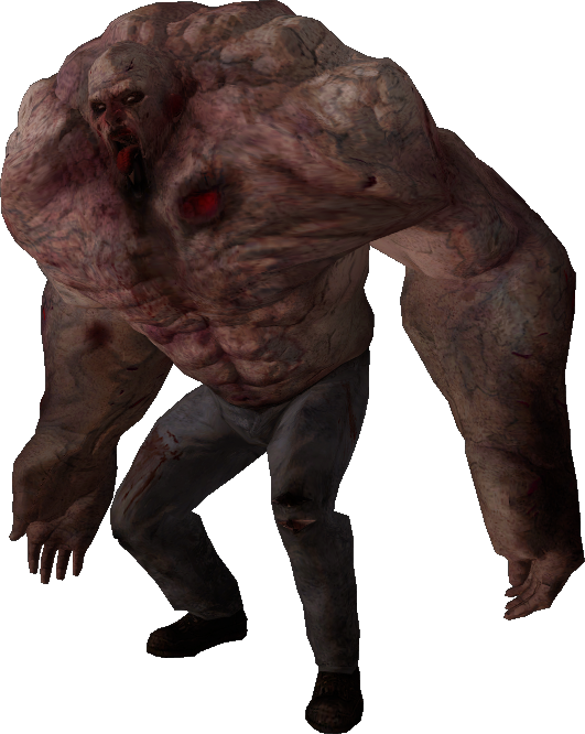 The Tank appears in both Left for Dead and Left 4 Dead 2  Along with