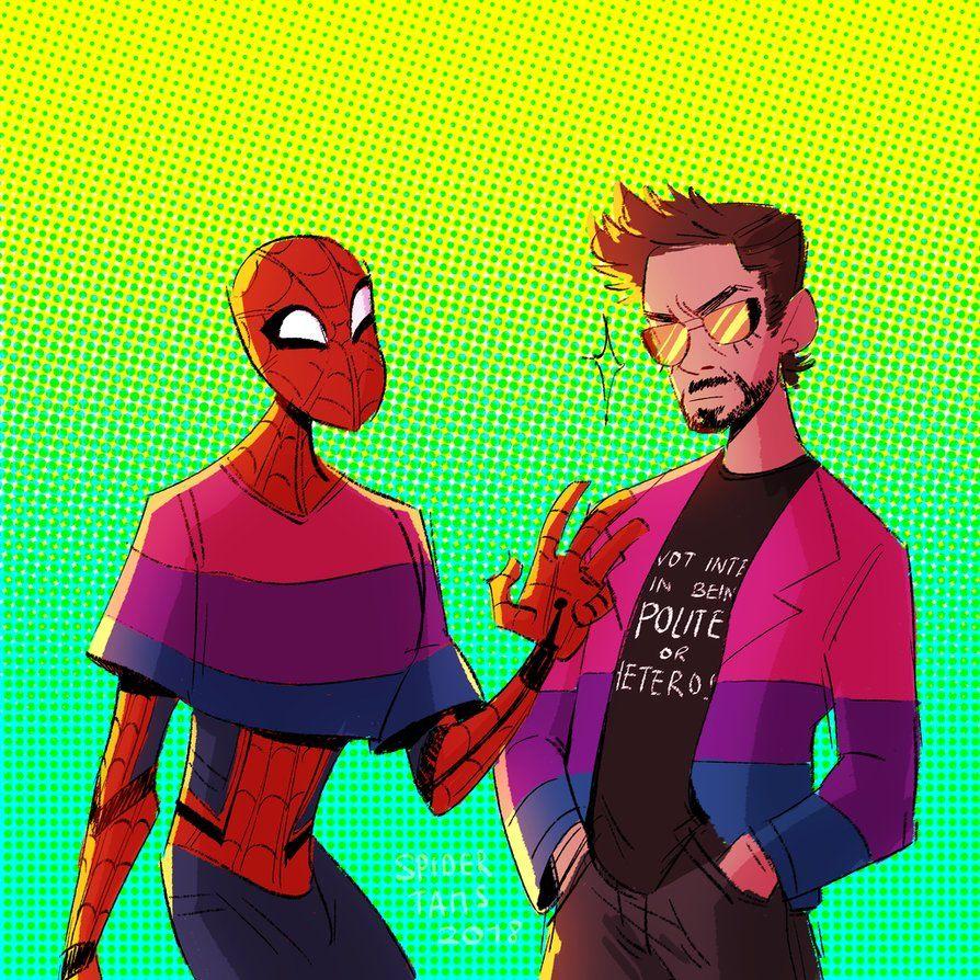 Happy Pride ya'll!!! by spidertams on DeviantArt