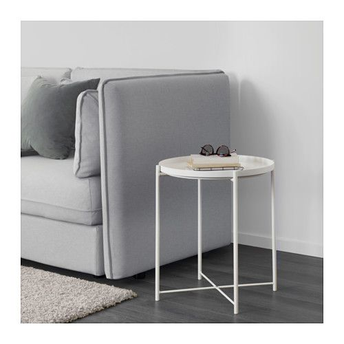 Ikea Us Furniture And Home Furnishings Tray Table Ikea Side Table Ikea White Side Table