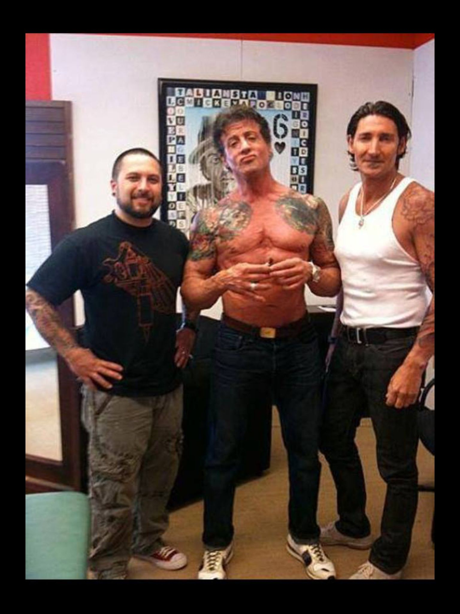 50++ Awesome Sylvester stallone tattoos expendables image ideas