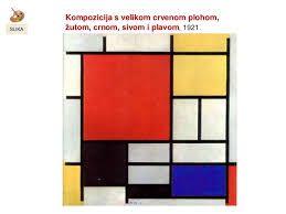 Image Result For Mondriani Slike Mondrian Art Mondrian