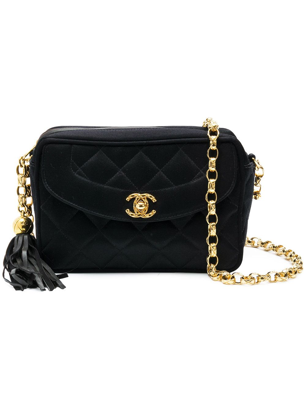 d89b1fbaf95b23 Chanel Vintage diamond quilted camera bag | Vintage bags in 2019 ...