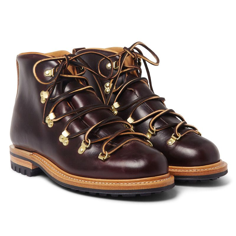 f68ccafb0f8 Vintage-Inspired Hiking Boots for the Urban Trekker