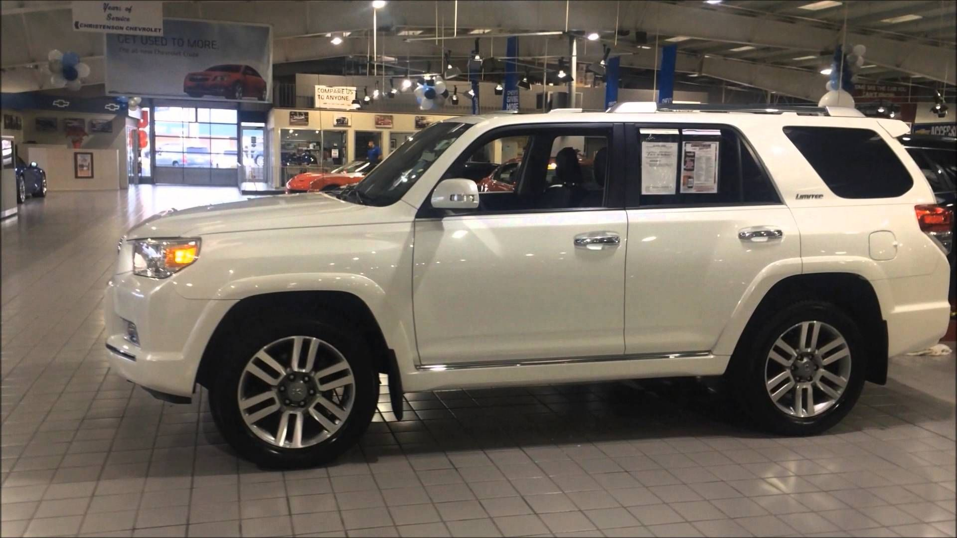 Used Toyota 4Runner 4x4 Near Crown Point Indiana 2010