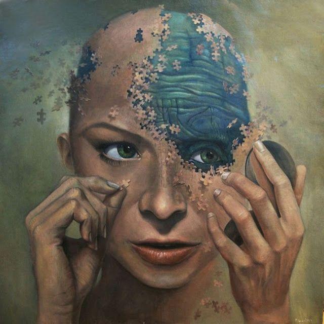 Maciej Wierzbicki | Visionary art, Painting, Art