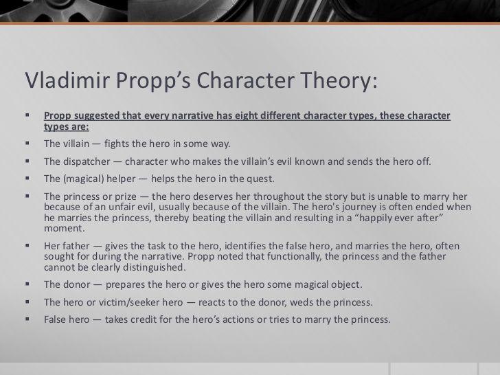 Vladimir Proppu0027s theory of narrative - list - Google Search - victim impact statement