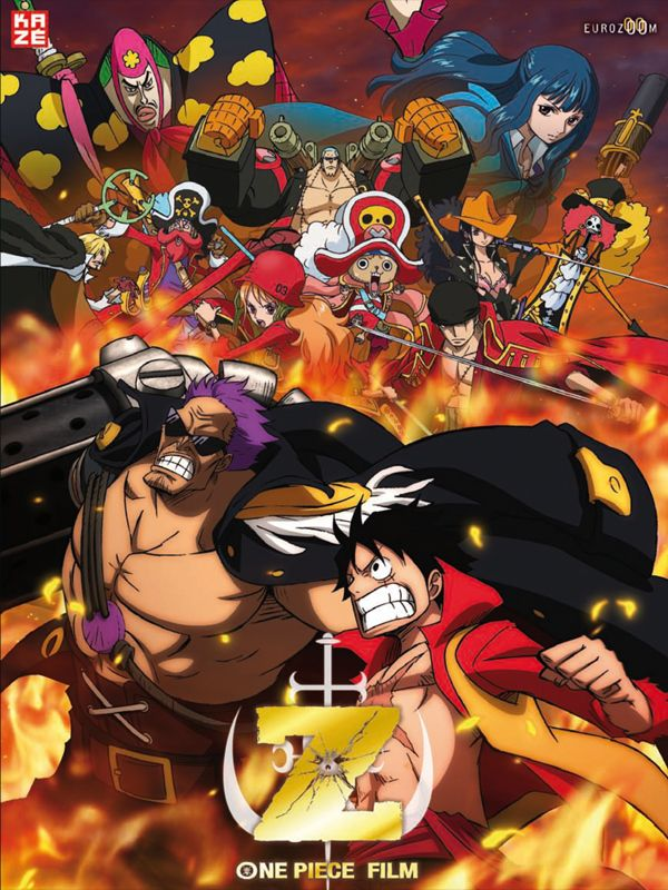 فلم One Piece Film Z مترجم اون لاين مشاهدة وتحميل Hd One Piece Movies Anime Movies Watch One Piece