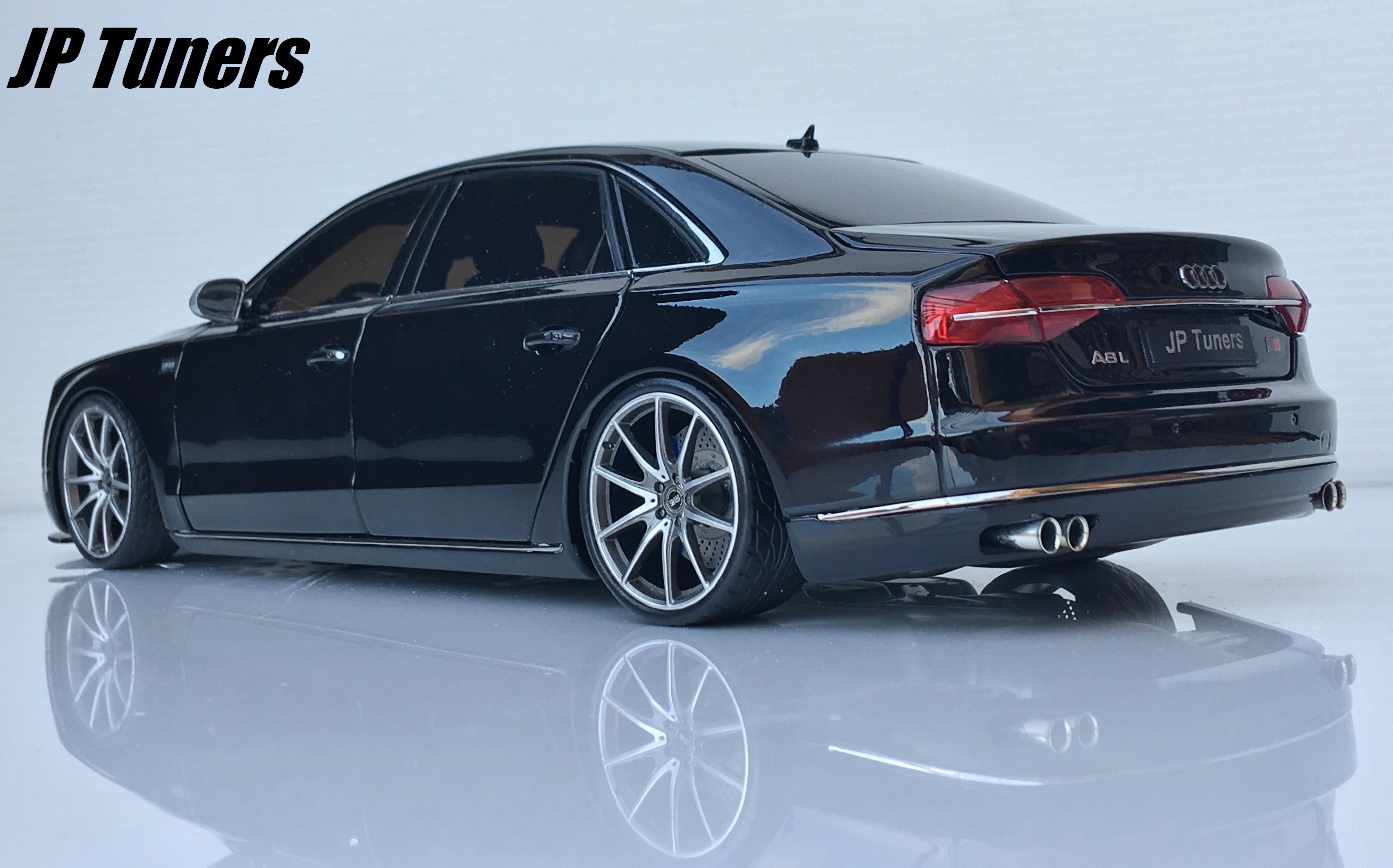 1 18 audi a8 l w12 s8 tuning jp tuners audi a8 s8 audi. Black Bedroom Furniture Sets. Home Design Ideas