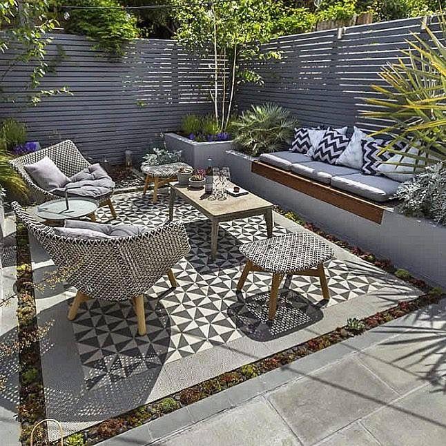 Pin de catriona wilson en garden pinterest terrazas for Techos para patios exteriores