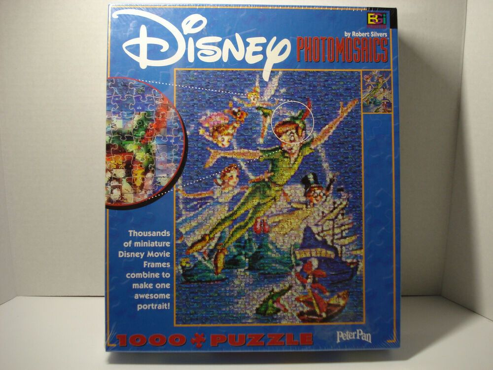 jigsaw puzzles 1000 pieces new sealed