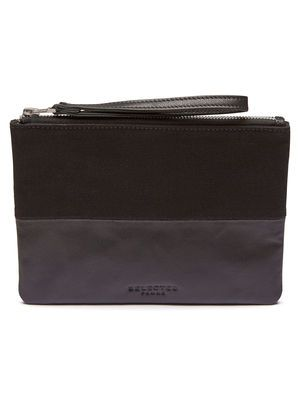 SELECTED FEMME - MIXED CLUTCH, Black
