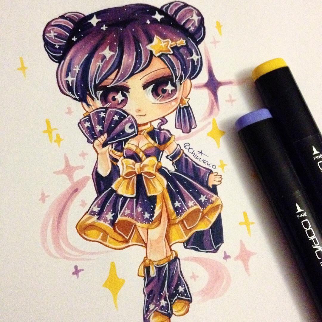 Pin Paisley And Pugs Chibi Art3 In 2019 Cute Anime Manga Drawing