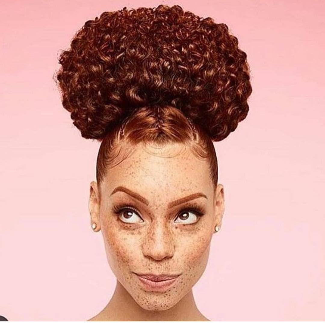pingl par laurie eg sur freckles pinterest coiffure cheveux et capillaire. Black Bedroom Furniture Sets. Home Design Ideas