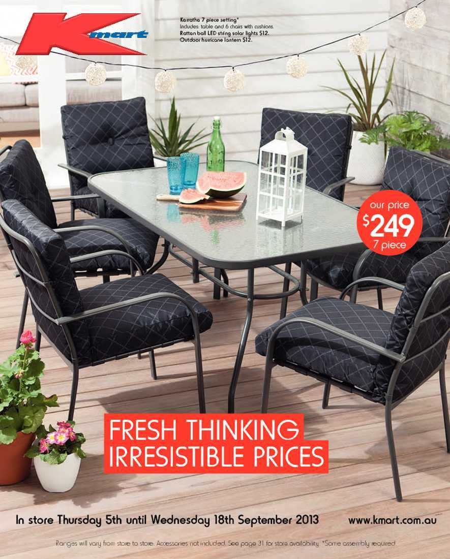 Peachy Pin By Annora On Home Interior Kmart Patio Furniture Gmtry Best Dining Table And Chair Ideas Images Gmtryco