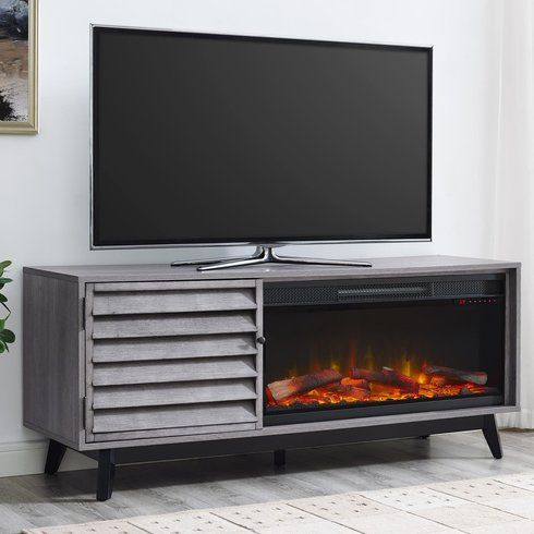 Trent Austin Design Dover 62 Tv Stand With Fireplace Fireplace
