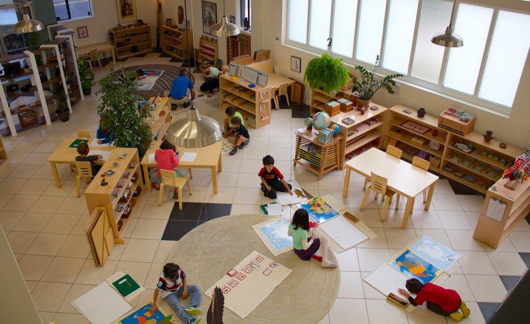 maria montessori prepared environment essay