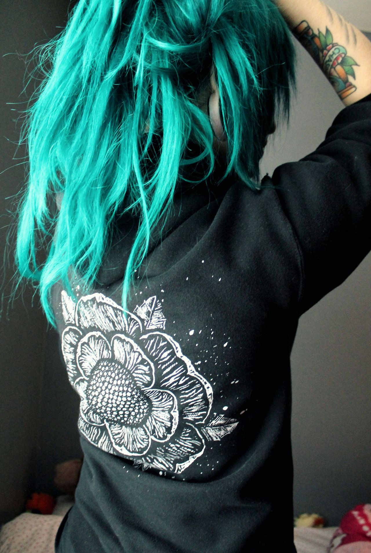 Fuck yeah dyed hair hair pinterest hair coloring hair