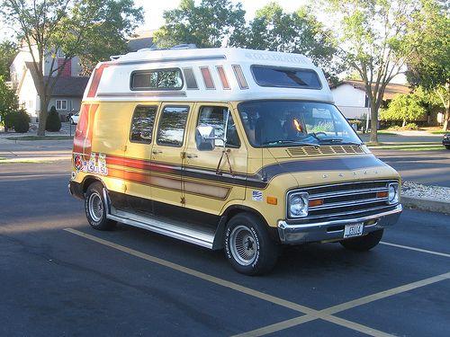 1978 Dodge Gladiator Camper Conversion Dodge Camper Van